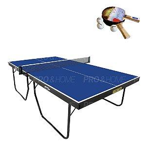 Kit Tênis de Mesa/ Ping-Pong com Acessórios Klopf