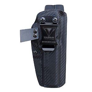 Coldre Interno IWB Kydex M911A1 (sem trilho tático) MC-SLIM011 Magnum