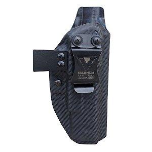 Coldre Interno IWB Kydex MD2, MD5, MD7 MC-SLIM012 Magnum