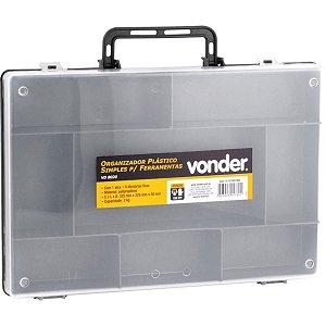 Organizador Plástico VD-8020 Vonder