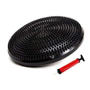 Disco Equilíbrio Inflável Balance Cushion Disc Yoga Pilates Proaction
