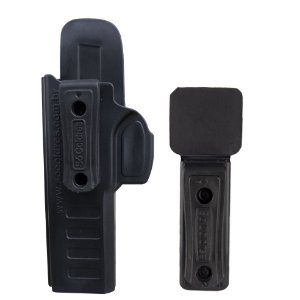 Kit Coldre Interno Velado TS9 Só Coldres + Porta Carregador .40 9mm