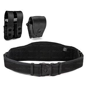 Protetor Lombar+Cinto+Porta Algema e Carregador Maynards