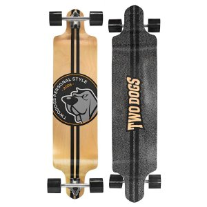 Longboard Low Gravity Two Dogs - Personal Style - Td-Lb200