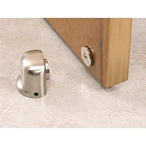 Prendedor Fixador de Porta Magnético em Alumínio Disma