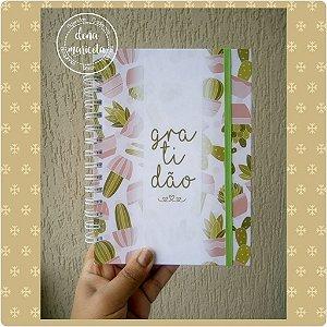 Caderno da Gratidão