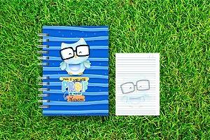 Caderno dia dos Professores