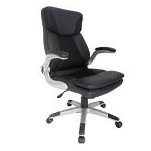 Cadeira Escritório Master Preta