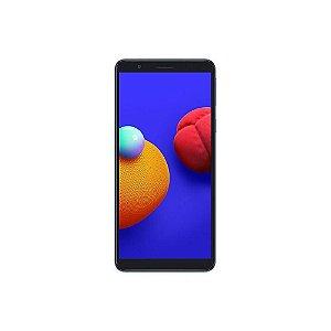 Smartphone Samsung Galaxy A01 Core 32GB 8MP SM-A013M/DS Azul
