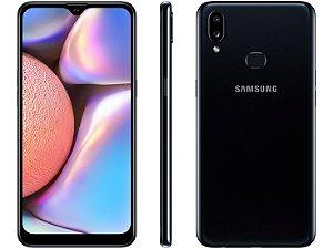 """Smartphone Samsung Galaxy A10s Preto 32GB Câmera Dupla Tela 6.2"""" - 6311"""