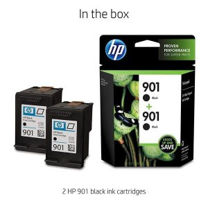 CART IMPR. HP BLACK N.901 4 ML