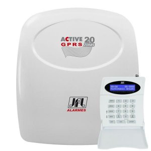 CENTRAL ALARM ACTIVE20 GPRS LCD