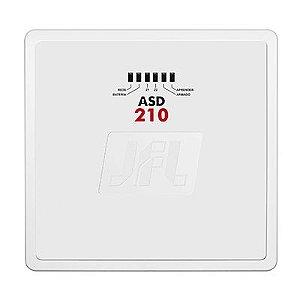 CENTRAL ALARME 02 ZONAS ASD-210