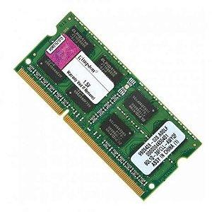 Memória RAM 4GB 1x4GB Kingston KVR1333D3S9/4G ValueRAM
