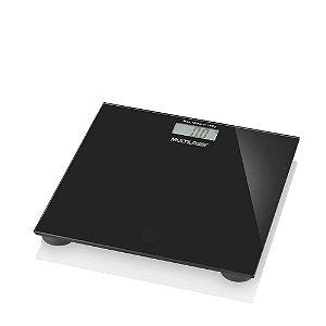 Balança Digital Multilaser Digi-Health Preta - HC022