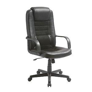 Cadeira Escritório Executiva Preta