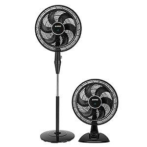 Ventilador Arno Ultra Silence Force 2 em 1 40cm VDM2
