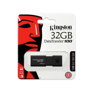 Pendrive Kingston DT100G3 32GB 3.0 - 7071
