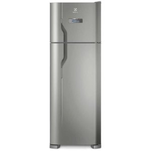 Refrigerador Frost Free cor Inox 310L Electrolux (TF39S) - 6498
