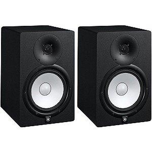 Monitores de Referencia YAMAHA HS8 (Par) 110 Volts Original EM 12X SEM JUROS PREÇO PROMOÇÃO