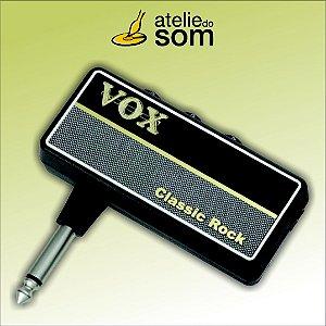 VOX AMPLUG2 CLASSIC ROCK Original com Nfe