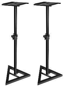 Suporte Pedestal Para Monitores de Audio Kit com o Par Jam Stands - Js-ms70