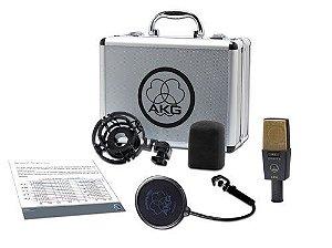 MICROFONE AKG C414 XLII