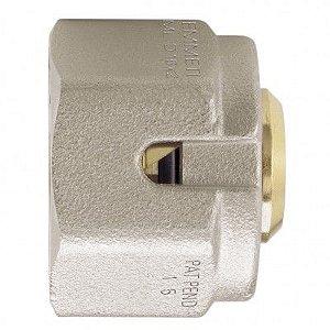 Conexão Monobloco para Gaspex e Gaspex UV 20 mm 24 x 19  Roscar Emmeti