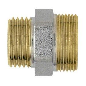 """Conector Macho Roscar 16/20 mm x 1/2"""" Polegada -  Roscar Emmeti"""