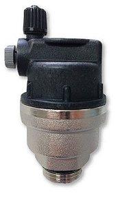 Eliminadora De Ar 1/2 Polegada (Purgadora) - Emmeti Kit Com 10 Unidades