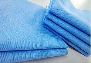 Wraps para esterilização (Manta SMS) INVOLUCRO 120×120 cm Gramatura LEVE c/ 25 unidade