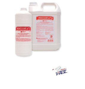 Detergente Neutro Hospitalar Concentrado Indaclear max S 5 lITROS