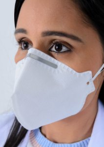 Mascara Facial Protetora PFF2-S Similar a N95