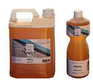 Desinfetante Hospitalar Quaternário de Amônio c/ Partículas de Pratas