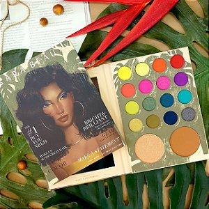 kara beauty ES102 MAKE A STATEMENT paleta de sombras