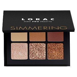 LORAC Mini PRO Palette Simmering