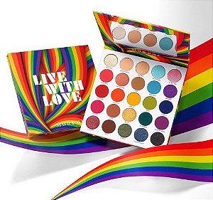 morphe 25L VOL2 live with love paleta de sombras