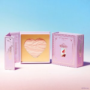 I Heart Revolution X Disney Fairytale Heart Highlighter Ariel iluminador