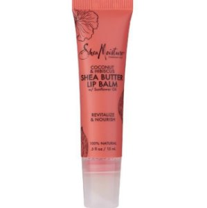 SheaMoisture Coconut & Hibiscus Shea Butter Lip Balm