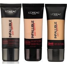 L'oreal Infallible Foundation Pro-Matte