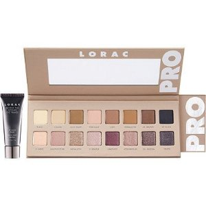 Lorac Cosmetics Pro 3 Paleta De Sombras