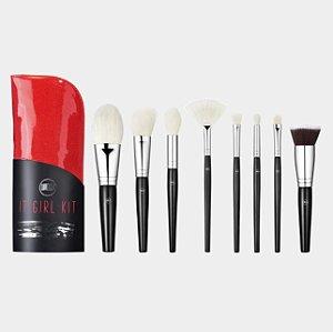 lurella cosmetics IT GIRL KIT BRUSH SET
