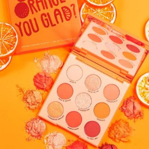 COLOURPOP orange you glad? Paleta de Sombras