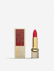PAT McGRATH LABS BLITZTRANCE™ LIPSTICK Blood Rush (Classic Red with Copper Pearl)