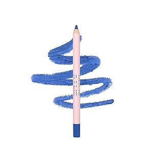 006 MATTE BLUE KYLIE COSMETICS GEL EYELINER PENCIL LÁPIS DE OLHO