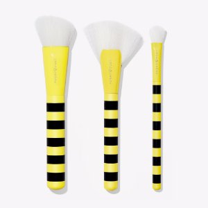 Tarte sugar rush™ fly squad brush set (3 PINCÉIS)