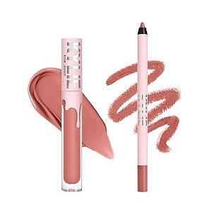 KYLIE cosmetics ANGEL MATTE LIP KIT batom