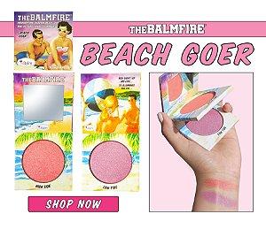 theBalm Fire® BEACH GOER Highlighting Shadow/Blush Duo
