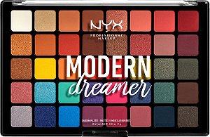 Nyx Modern Dreamer PALETA DE SOMBRAS