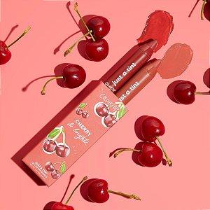 COLOURPOP cherry & bright lip tint kit (2 lip balm CUTIE FRUITY + CITY OF STARS)